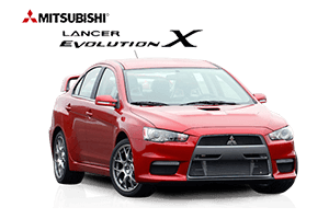 Mitsubishi Evo X OEM & Performance Parts