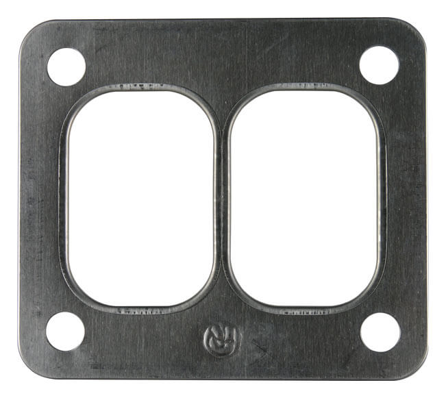 Vibrant T4 Divided Inlet Turbo Gasket