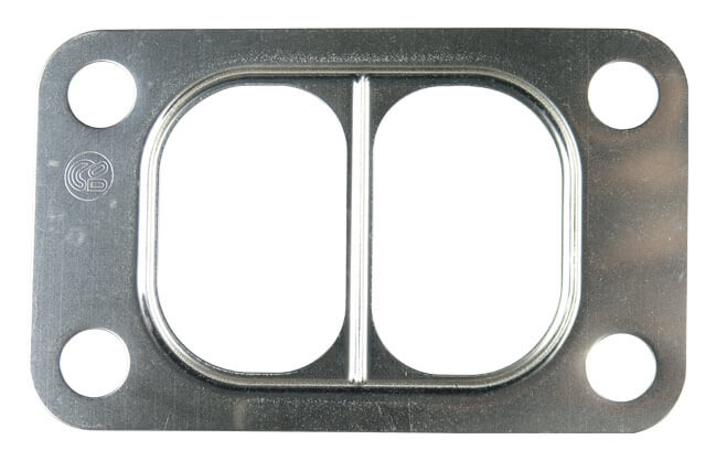 Vibrant T3 Divided Turbo Inlet Gasket