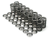 Brian Crower Single Valve Spring & Retainer Kit-4G63
