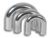 "2"" 180 Degree Aluminum Mandrel Bends"