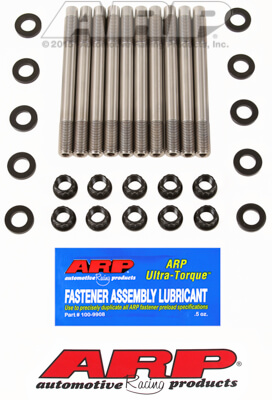 ARP 7-Bolt Custom Age 625+ Head Studs