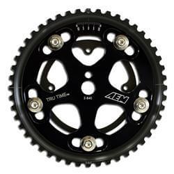 AEM Tru Time Cam Gears-Black (DSM)