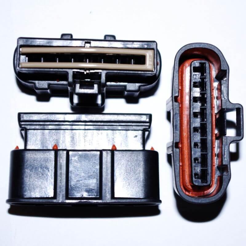 2G MAF 8P female connector (2G MAF, 91+ Ignitor)
