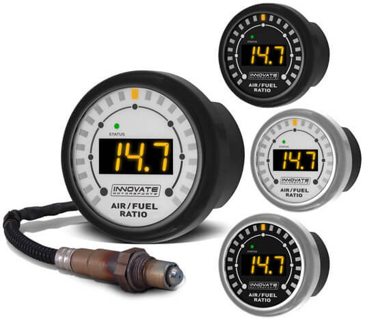 Innovate MTX-L Wideband 52mm Gauge