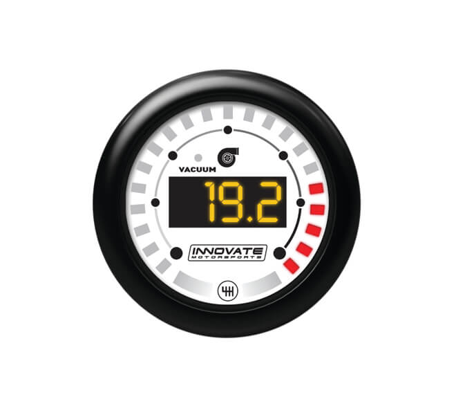 Innovate MTX Series Digital Boost / Shift Light Gauge