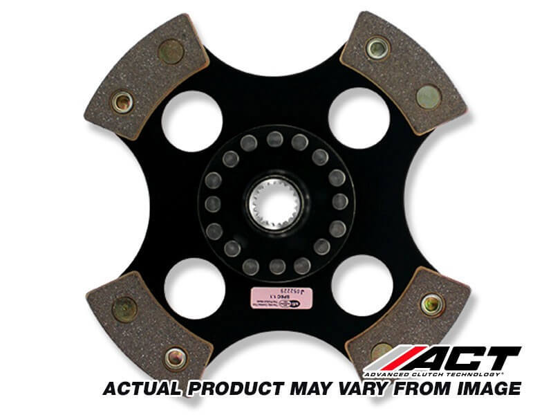 ACT 4 Pad Rigid Race Disc-DSM