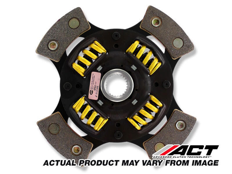 ACT 4 Pad Sprung Race Disc-DSM