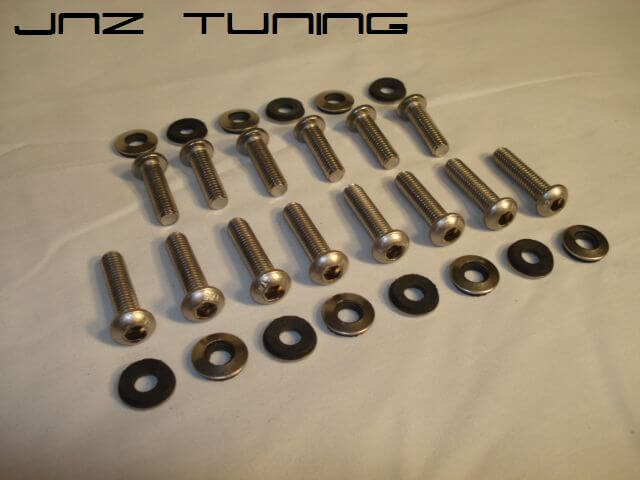JNZ Tuning SS Valve Cover Bolt Kit-DSM