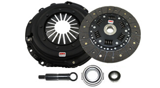 Competition Clutch Stage 2-Steelback Brass Plus Clutch Kit-EVO X