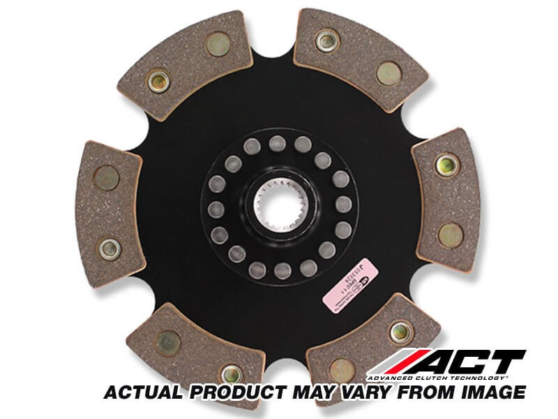 ACT 6 Pad Rigid Race Disc-DSM