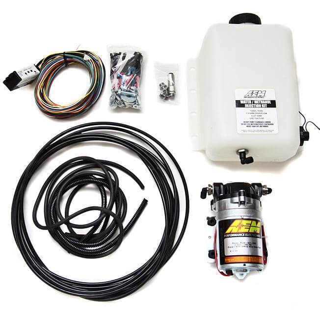 AEM Water/Methanol Injection System 1 Gallon Tank