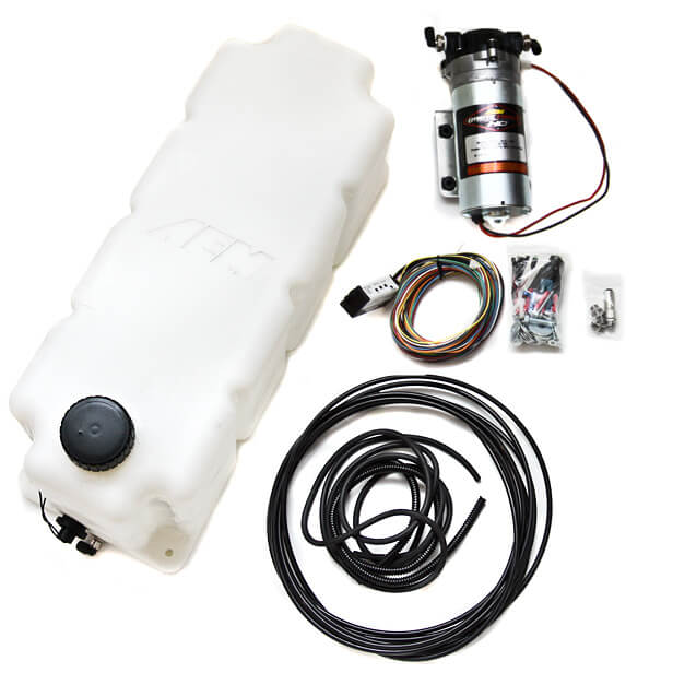 AEM Water/Methanol Injection System 5 Gallon Tank