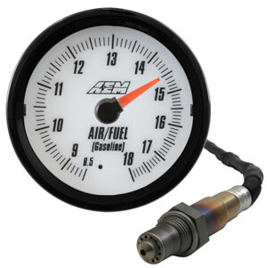 AEM Analog Wideband O2 Gauge