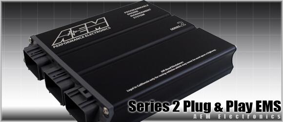 AEM EMS Series 2-2G DSM/EVO 8