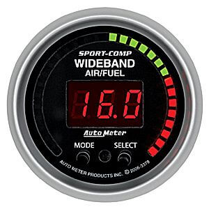 AutoMeter Sport Comp Wideband