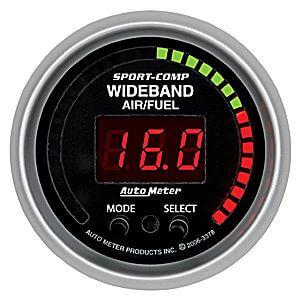 AutoMeter Sport Comp Wideband