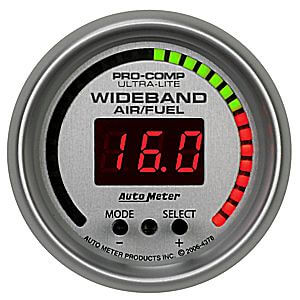 AutoMeter Ultra Lite Wideband