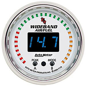AutoMeter C2 Wideband