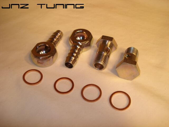 Ball Bearing Water Line Banjo Bolt Kit