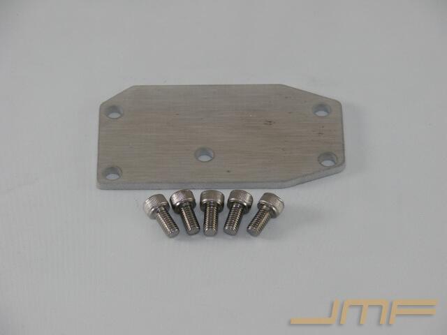 JMF DSM FIAV Block Off Plate