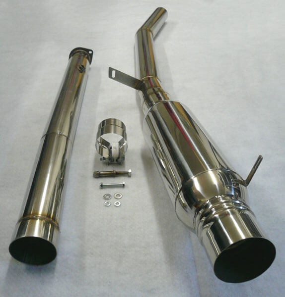 ETS Exhaust System (Evo 8/9)