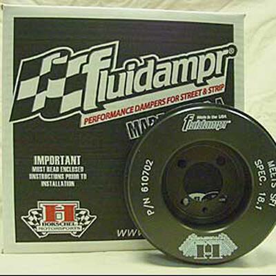 Fluidampr DSM Harmonic Balancer