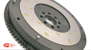 Fidanza Aluminum Flywheel-6 Bolt AWD DSM