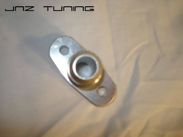 -10 AN Oil Return Line Fitting- Mitsubishi Flanged