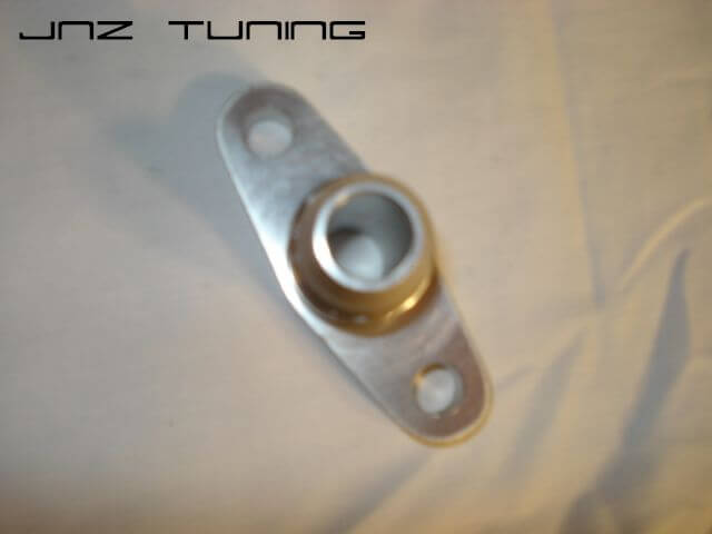 -10 AN Oil Return Line Fitting- Garrett Journal Bearing T3