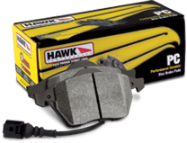 Hawk Ceramic Front Pad Set (92-99 AWD)