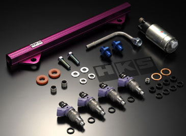 HKS Evo X Fuel Kit