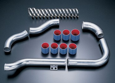 HKS Intercooler Pipe Upgrade Kit-EVO X