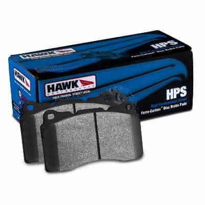 HAWK HPS Rear Pad Set (Evo X)