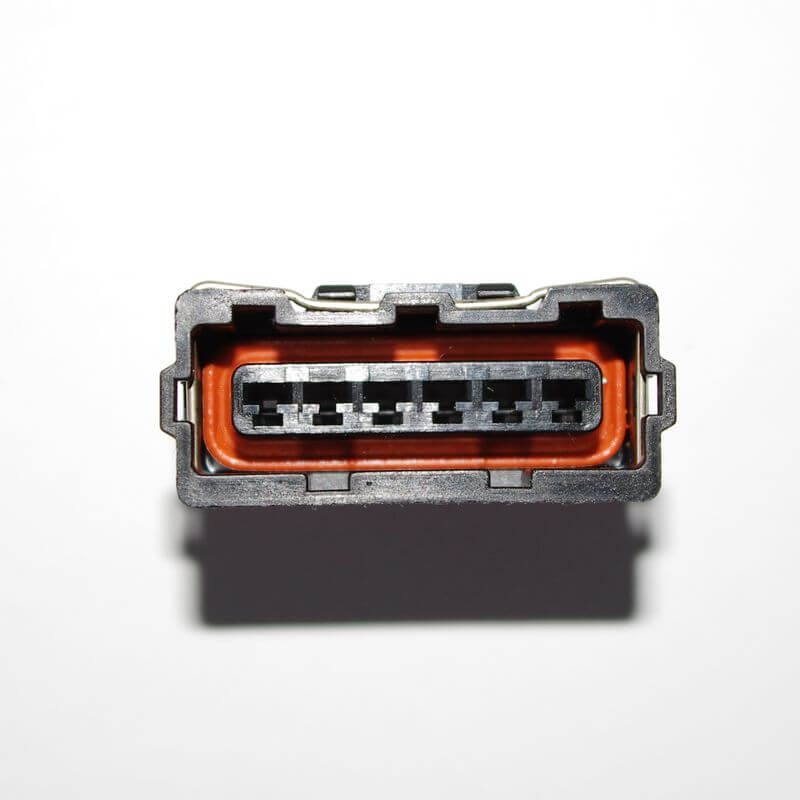 JFC 6P  Connector (90 Ignitor)