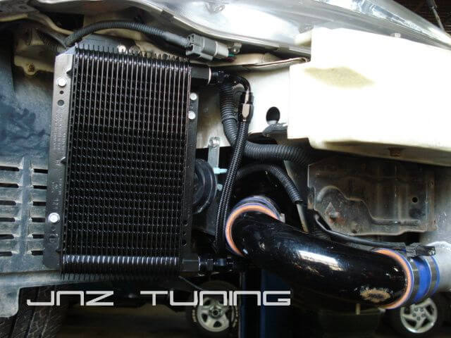 JNZ Tuning Automatic Transmission Cooler Kit-1G & 2G