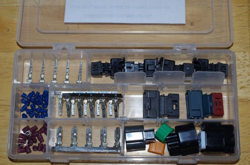 1991-94 DSM Connector Kit-Base
