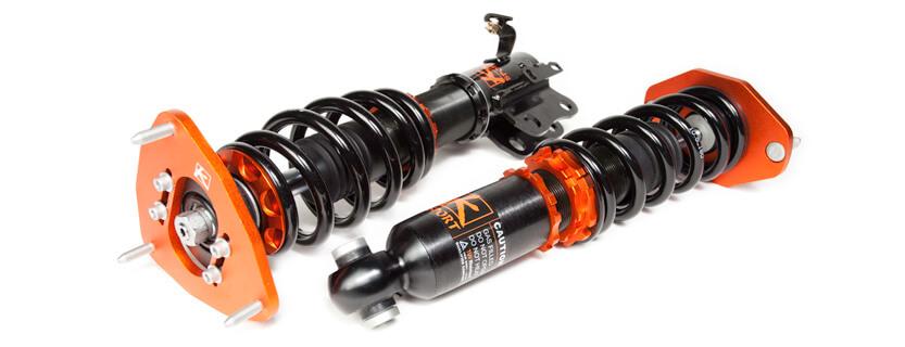 K-Sport Kontrol Pro Coilovers-Evo X