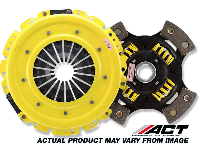 ACT Xtreme Clutch Kit w/4 Puck Sprung Disc (2600)