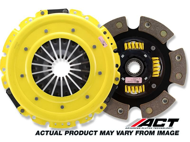 ACT Xtreme Clutch Kit w/ 6 Puck Sprung Disc (2600)