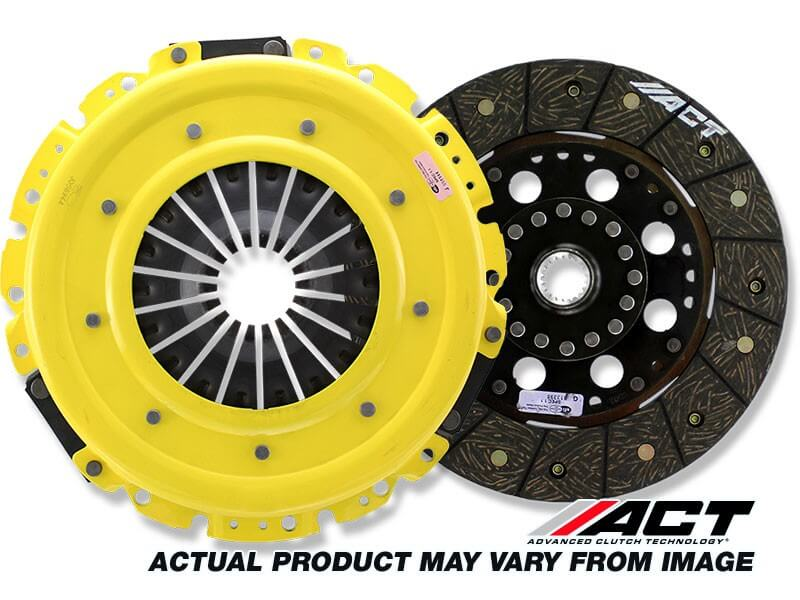 ACT HD Clutch Kit w/Solid Disc (EVO 8/9)