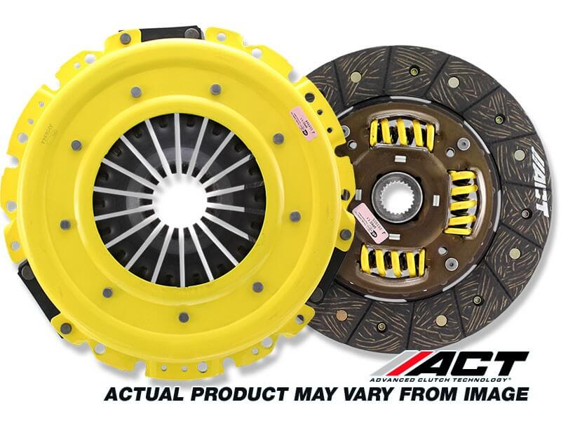ACT HD Clutch Kit w/Street Disc (EVO 8/9)