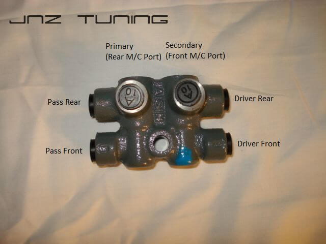 OEM Proportioning Valve Non ABS-1G AWD Big Brakes
