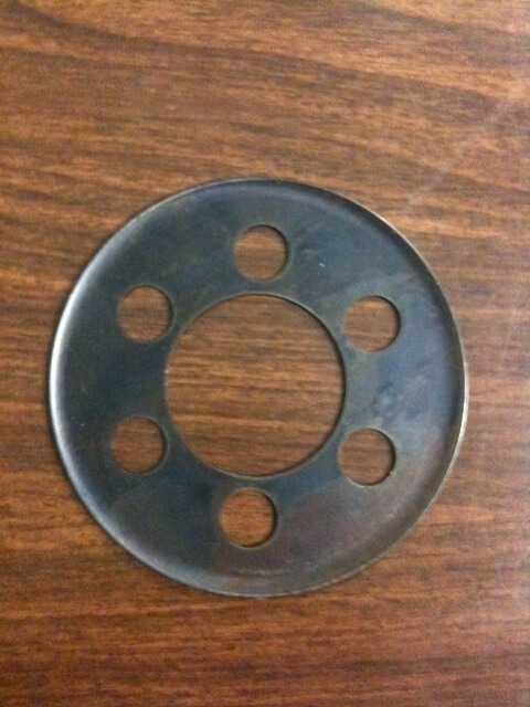 OEM 6 Bolt Spacer Plate