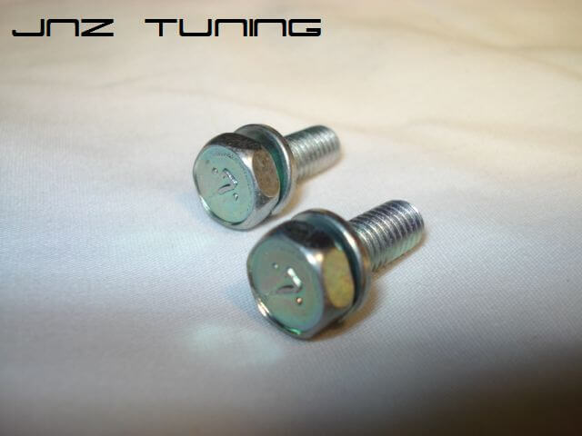 OEM Turbo to Oil Return Line Bolts-14B/16G/20G