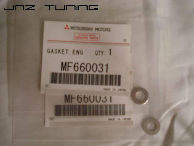 OEM Crush Washer-6mm (Oil Return) Pair