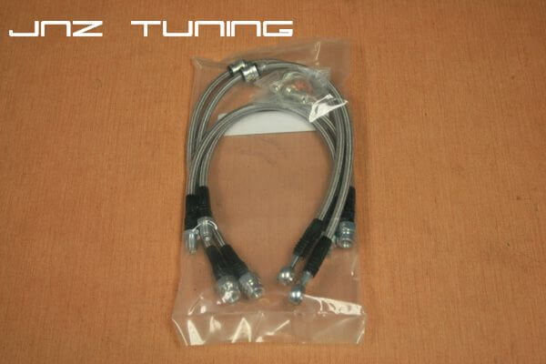JNZ Tuning SS Brake Line Kit (Evo 8/9)
