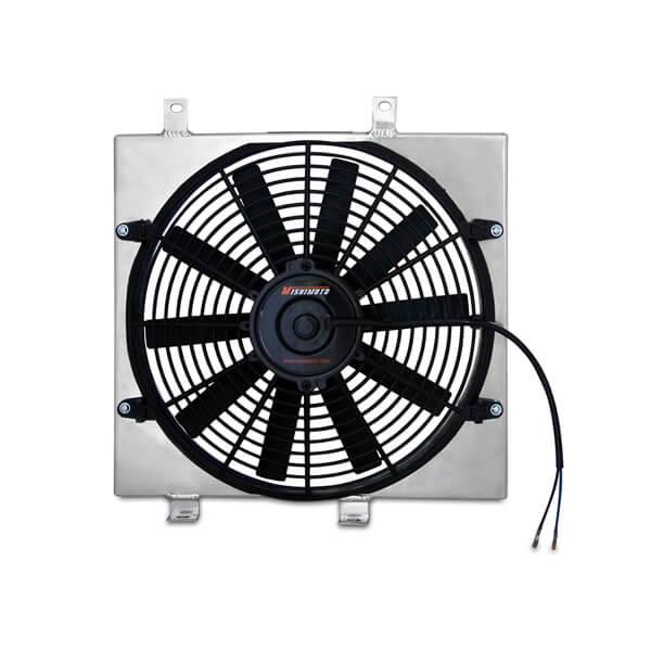 Mishimoto Aluminum Fan Shroud-EVO 8/9