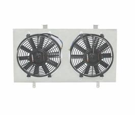 Mishimoto EVO X Radiator Fan Shroud