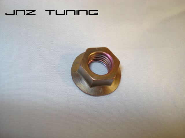 OEM 10MM Exhaust Manifold Nut (Flange Style)